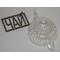 """Чайник из жаропрочного стекла 600 мл """"Лотос"""" с заварочной колбой"""